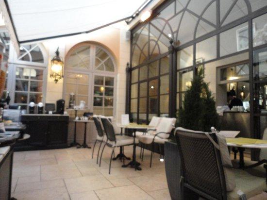Best Western Grand Monarque : bel hotel