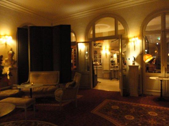 Best Western Grand Monarque : le ptd