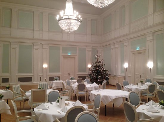 Grand Hotel Heiligendamm: Saal