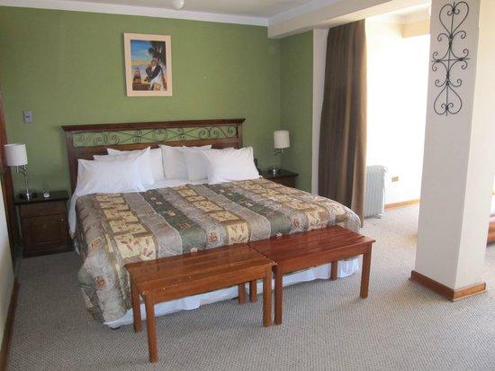 Conde de Lemos: Room
