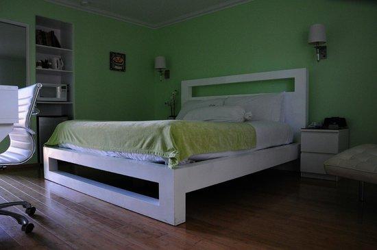 The Capri: My room