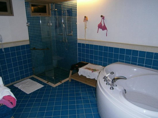 Mercure Koh Chang Hideaway Hotel : bagno