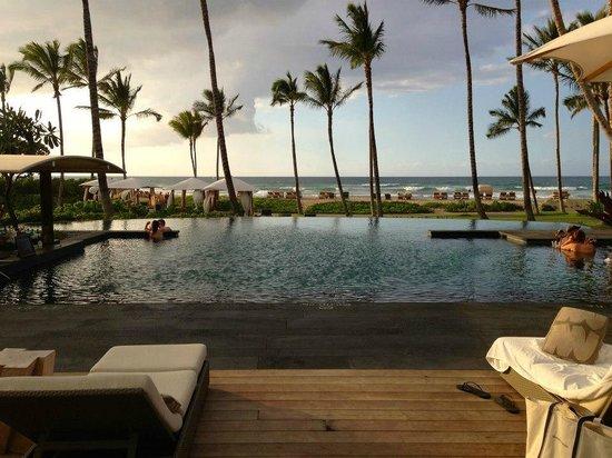 Four Seasons Resort Hualalai : Adults only pool
