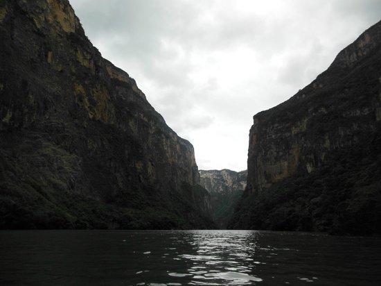 Cañón del Sumidero: Canyon