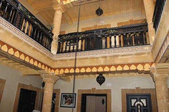 Essaouira Wind Palace : l'intérieur du riad