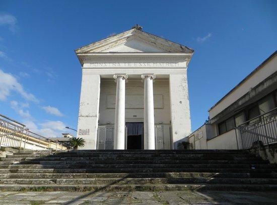 San Nicola la Strada, Италия: Chiesa di Santa Maria della Pietà