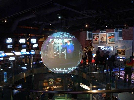 Walt Disney Family Museum : disney museum