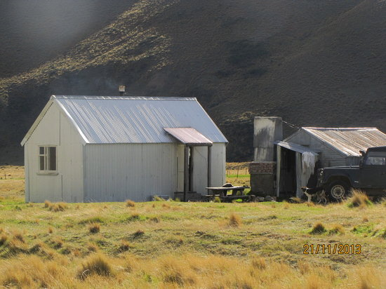 Dunstan Downs High Country Sheep Station: Fat Man's Lodge