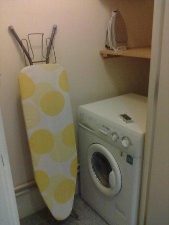 196 Bishopsgate: locale lavatrice