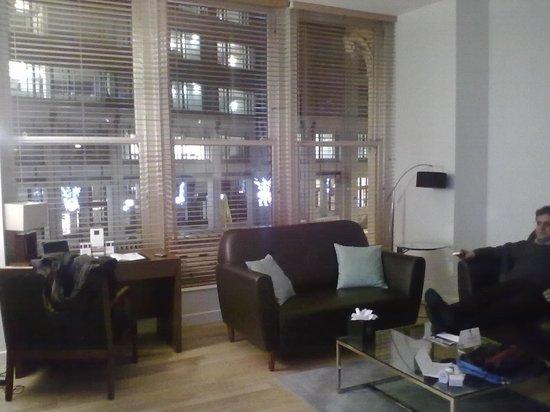 196 Bishopsgate : soggiorno 2