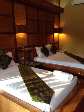 Boutique Raft Resort: bedroom