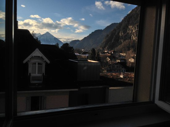 Hotel Royal St. Georges Interlaken - MGallery Collection : view from room
