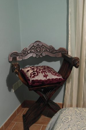Pineta Country House : Sedia