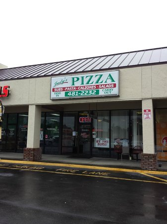 Judy's Pizza