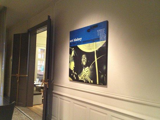 Hotel Navarra Brugge : Jazzy Funky Cool