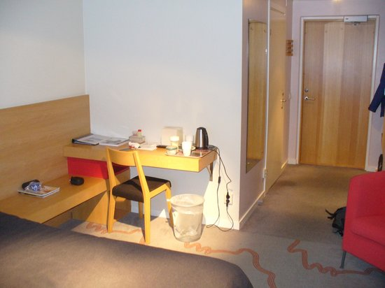 Tarnaby Fjallhotell: Our Room 1