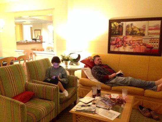 Marriott's Barony Beach Club: Room 9333
