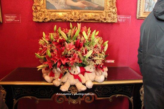 Château de Chenonceau : Bouquet Noël