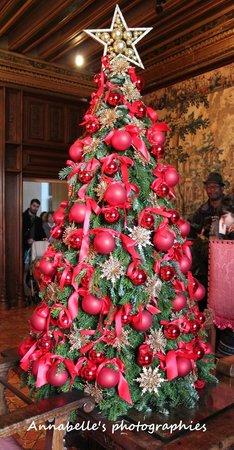 Château de Chenonceau : Sapin Noël