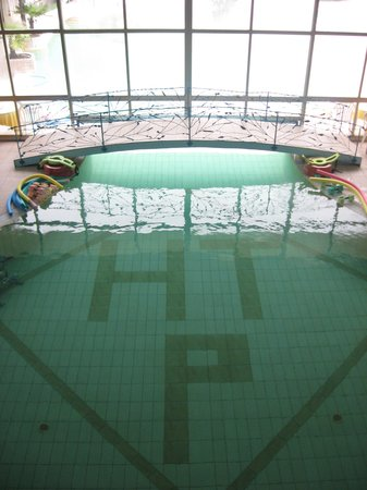 Hotel Terme Patria : foto piscina termale