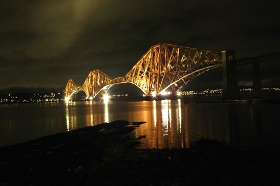 The Hairy Coo - Free Scottish Highlands Tour : Forth Bridge