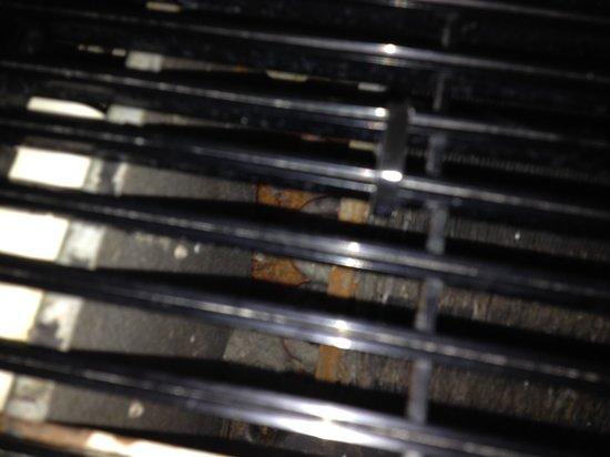 Antico Casale: All'interno del termoconvettore
