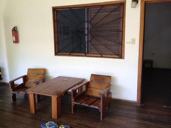 Pargo Feliz Hotel: Le petit salon