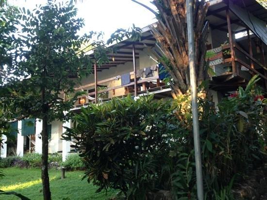 Pargo Feliz Hotel: L'hotel vu du Cocolores