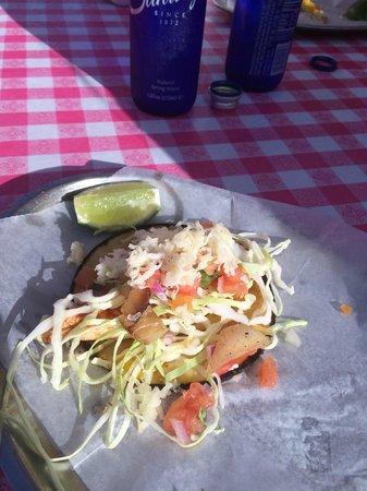 Tasters Taco Emporium : Unique tacos are small but super flavorful. Excellent!