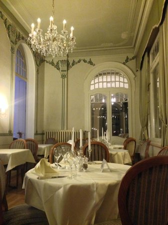 Hotel Royal St. Georges Interlaken - MGallery Collection: dinning room