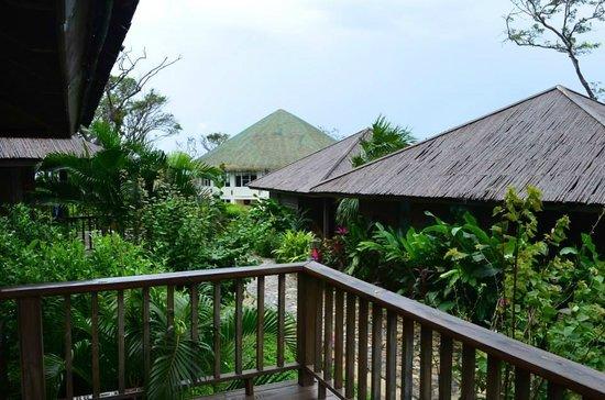 Media Luna Resort & Spa: Vue de la chambre
