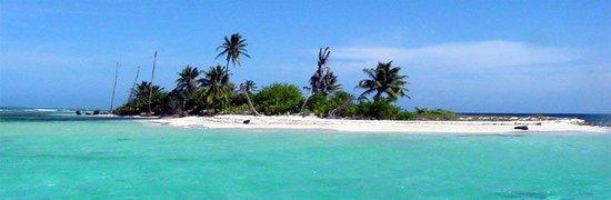 Media Luna Resort & Spa: Expédition à Pigeon Cay