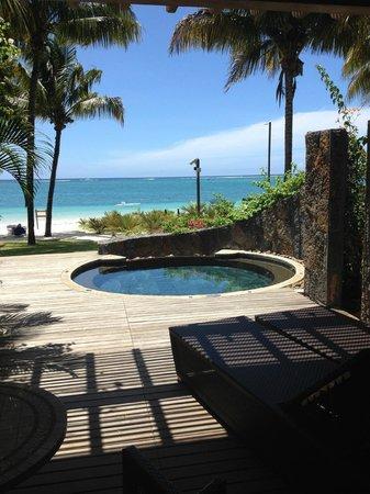 Trou aux Biches Beachcomber Golf Resort & Spa: la nostra suite