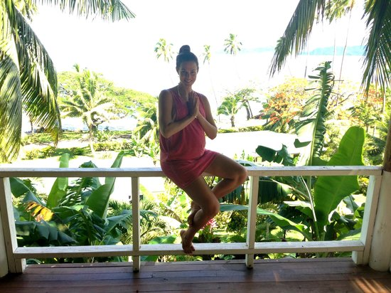 Daku Resort : Yoga Shala