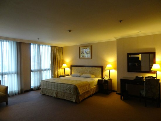 Herald Suites Solana: Room