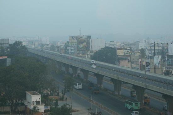 Hotel Ibis Bengaluru Hosur Road: View from room