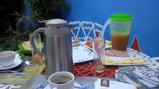 Casa Damarys: La mega prima colazione