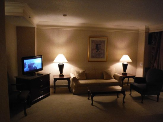 Holiday Inn Hotel & Suites Downtown: Comfortable furnishings