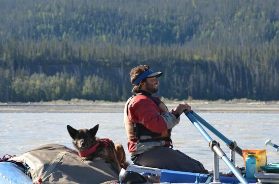 McCarthy River Tours & Outfitters - Day Tours: Nik and Loma