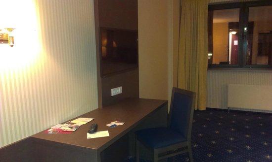 Novum Hotel Imperial Frankfurt Messe: 8