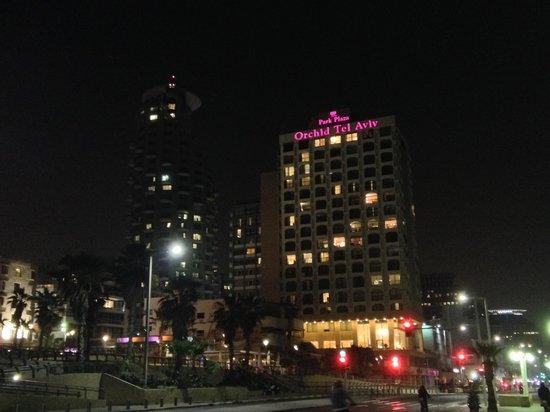 Park Plaza Orchid Tel Aviv: hotel
