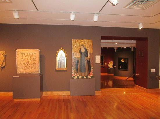 Williams College Museum of Art : The first floor exibition