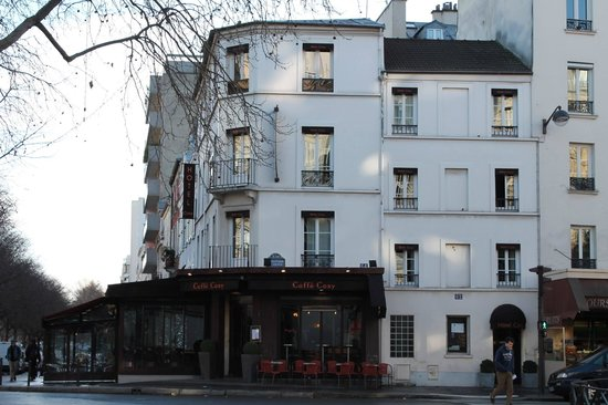 Hotel Cosy: Ingresso