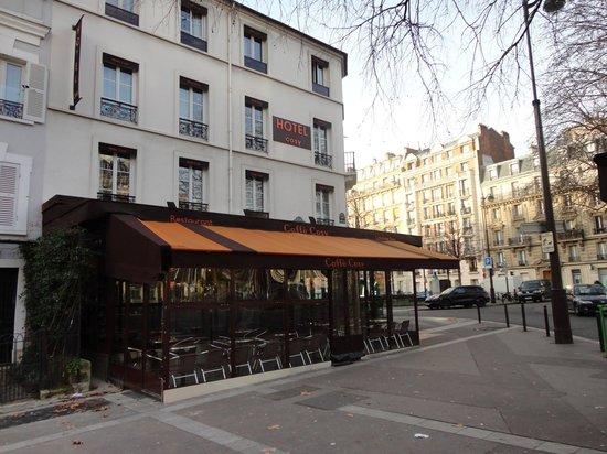 Hotel Cosy: Lato bar