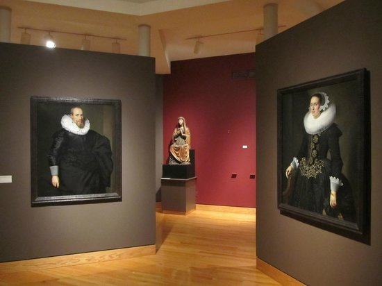 Williams College Museum of Art: The first floor exibition