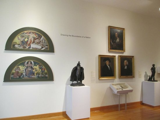 Williams College Museum of Art: The second floor