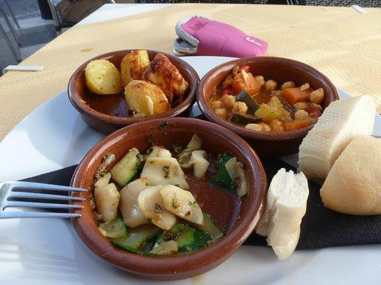 Restaurante La Nina : tapas