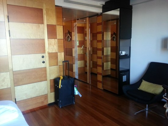 Hilton Stockholm Slussen: room