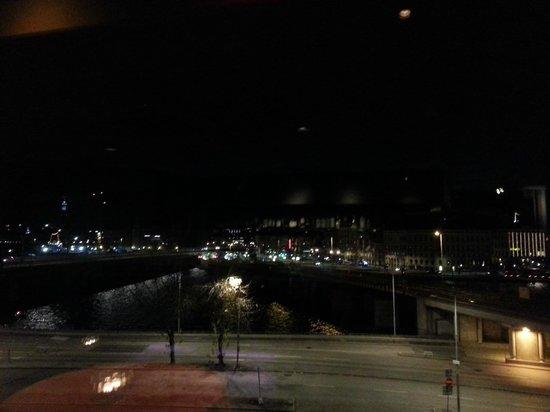 Hilton Stockholm Slussen: hotel view