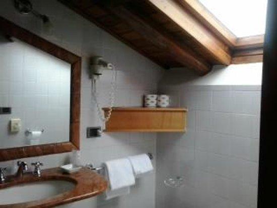 Hotel Bellavista: il bagno particolare!